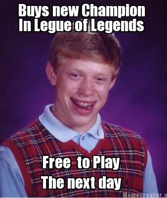 free to play champions for new players