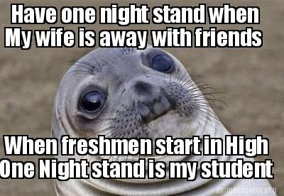 one night stand site
