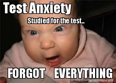 anime/test anxiety meme