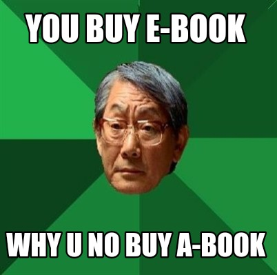 Buy a book report