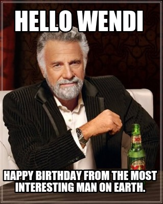 Assured, Happy birthday dos equis meme