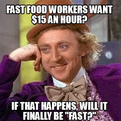 An Hour Fast Food