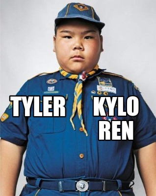 Meme Creator - TYLER KYLO REN Meme Generator at ...