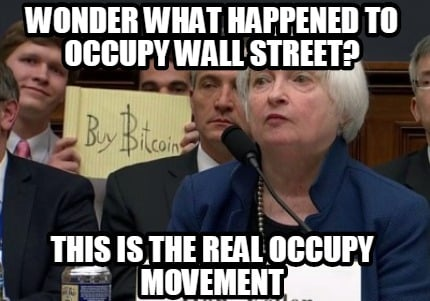 what happened to occupy wall street Participants in occupy wall street talk about what's inspired them about the   for years, so many of us have wanted something to happen, some kind of spark.